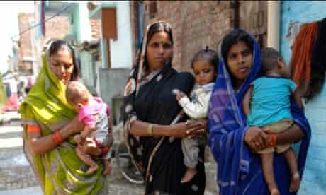 Western women stripped by criminal and or indians