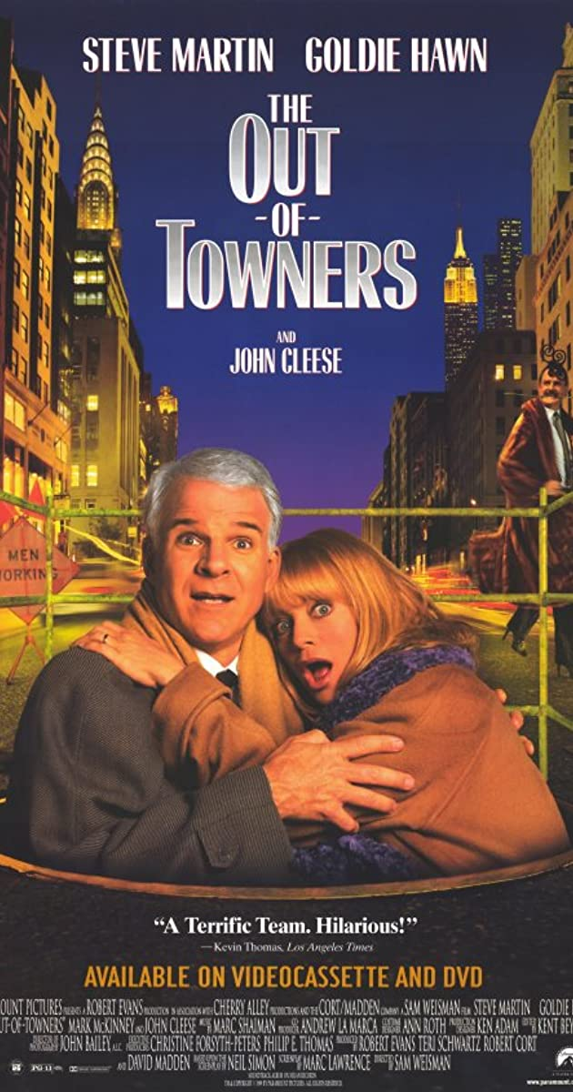 Out of towners full movie