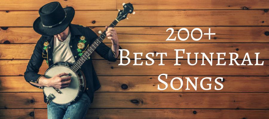 Most popular funeral songs