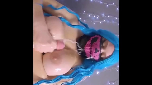 playing with anal toys