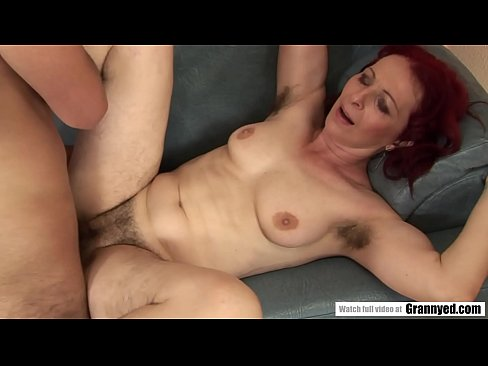 Old women fucked with boys