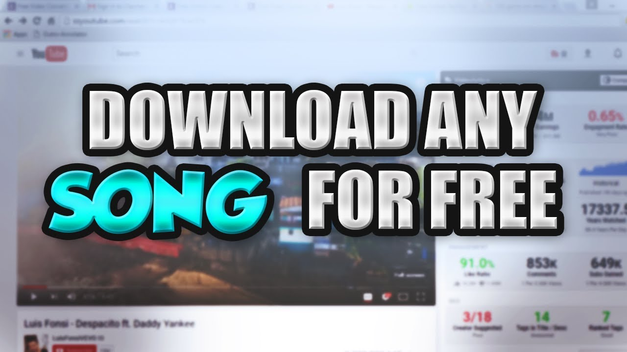 Youtube all song download
